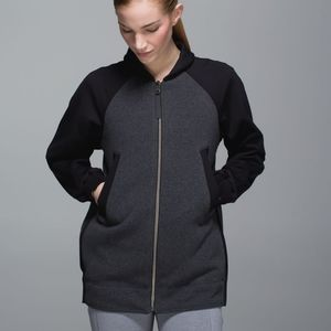 Lululemon both ways bomber jacket 4